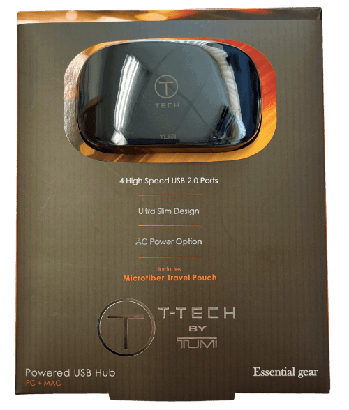 T-Tech by Tumi Powered USB Hub