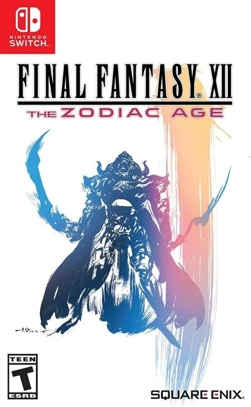 Final Fantasy XII: The Zodiac Age for Nintendo Switch