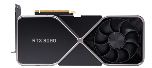 NVIDIA GeForce RTX 3090 Graphics Card