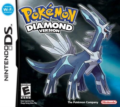 Pokémon Diamond Version for Nintendo DS