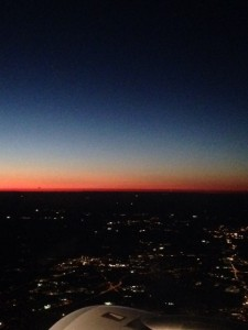 For me, the flight home is always a relaxing time to reflect on the first half of another semester at Princeton.