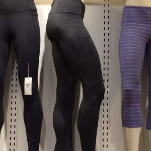 King of Prussia's Athleta features muscular mannequin legs!