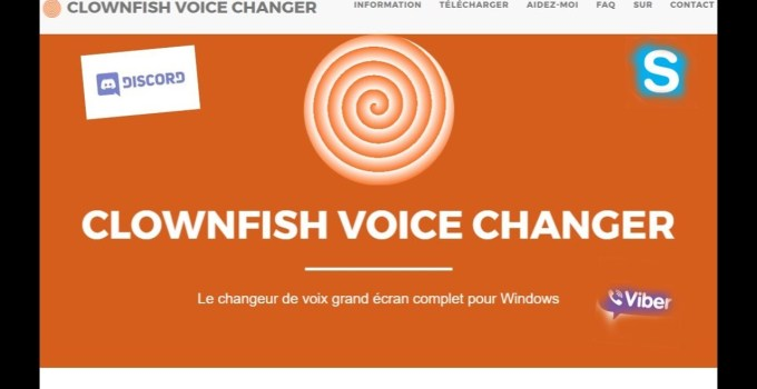 Clownfish Voice Changer For TeamSpeak, Skype, & Mac!