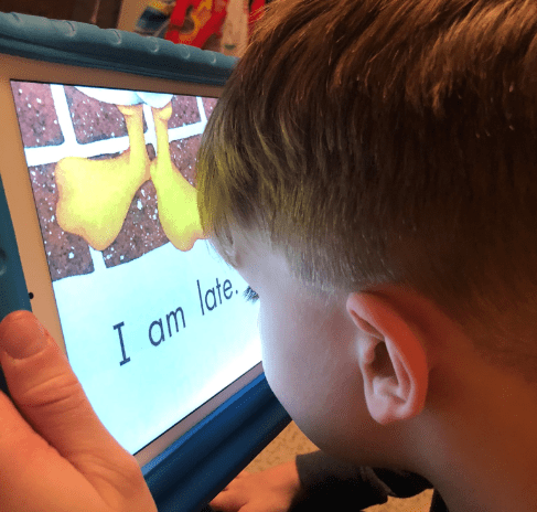 CVI and Literacy: Phonemic Awareness