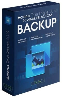 Acronis True Image 2019 Crack + Torrent with Serial Key [Mac/Win]