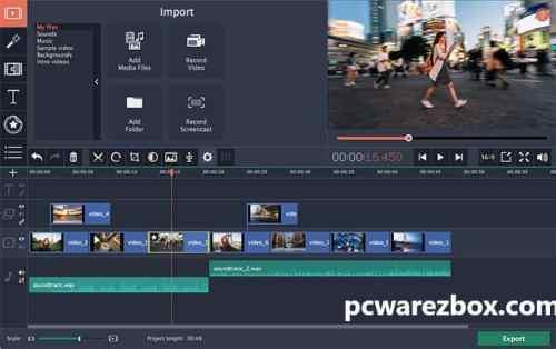 Movavi Video Editor Crack Key 2021