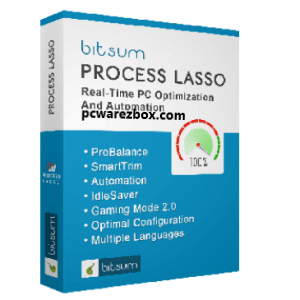 Process Lasso Pro 9.3.0.64 Crack with Activation Code