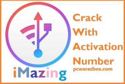 DigiDNA iMazing 2.10.3 Crack with Activation Number