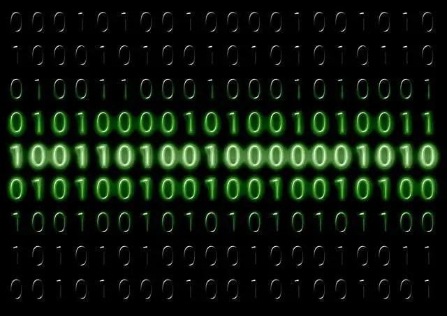 Código binario, lenguaje de primera generación en computación
