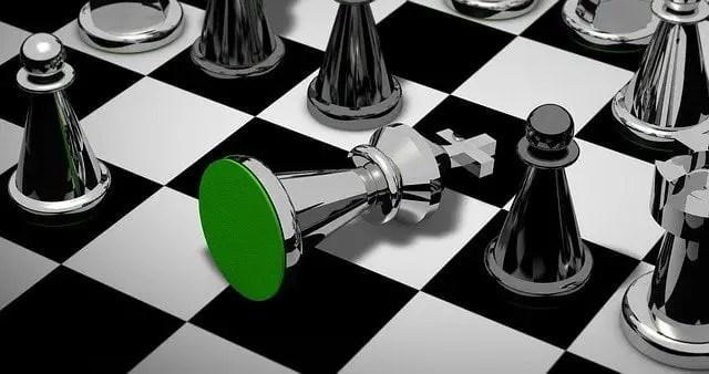Origen de la palabra ajedrez, etimología
