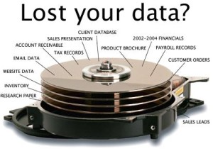 hardrive data recovery in edmonton