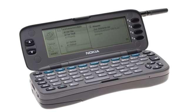 Nokia Communicator, 1996