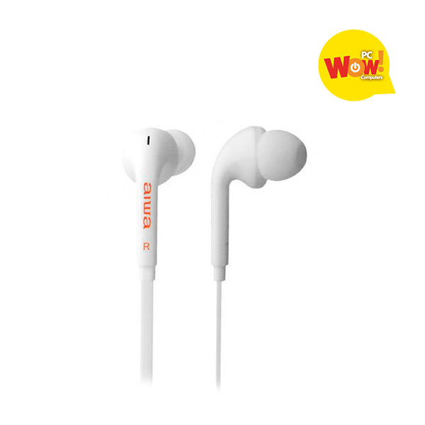 Audífonos In-Ear Aiwa con Cable AWB60