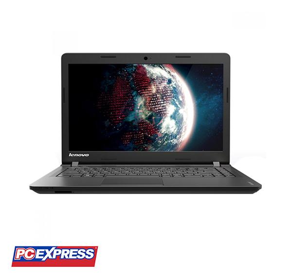 "Lenovo Ideapad 100-14IBD 80RK003BPH Intel Core i3 14"" GeForce 920 Laptop (Black)"