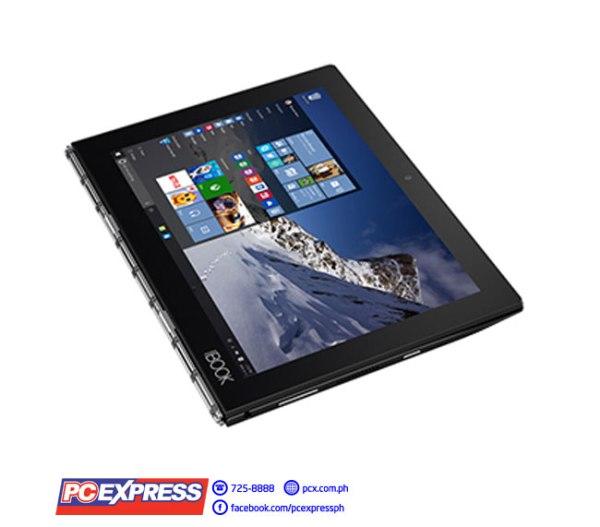 Lenovo Yoga Book ZA150064PH Intel Atom X5 10.1″ Windows 10 Laptop (Black)