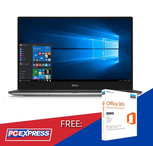 "Dell XPS 13-I57200U Intel Core i5 13.3"" Windows 10 Laptop (Silver)"