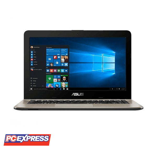 ASUS X541NA-GQ041T PQC N4200 WINDOWS 10 BLACK LAPTOP