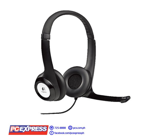 LOGITECH H390 USB W/ MIC HEADSET   PC Express