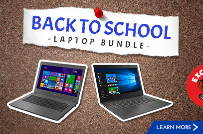 Back to School Bundle Promo