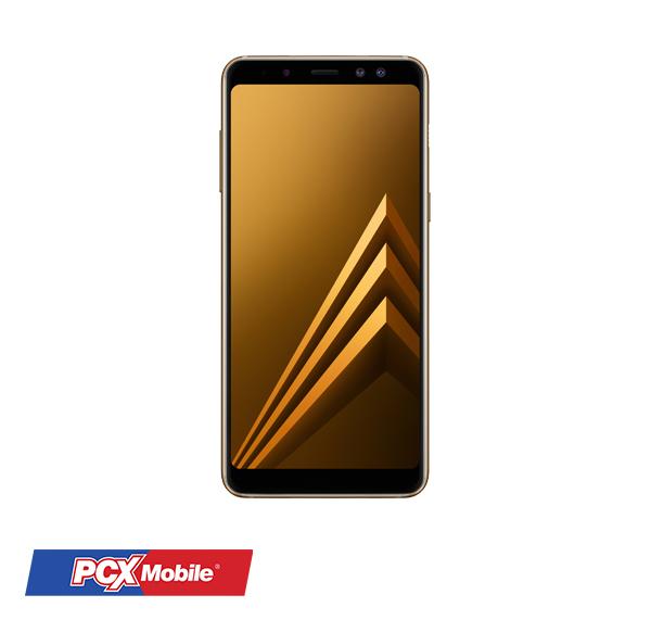 SAMSUNG GALAXY A8 PLUS (2018) GOLD
