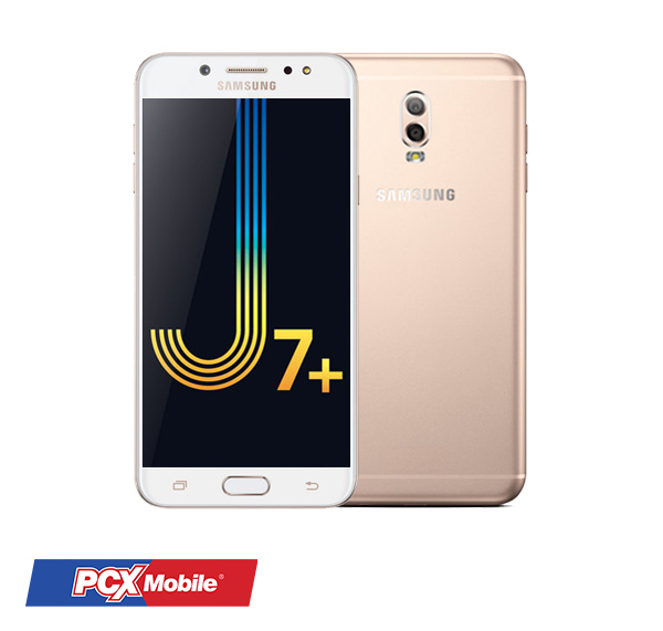 SAMSUNG GALAXY J7 PLUS CHAMPAGNE GOLD