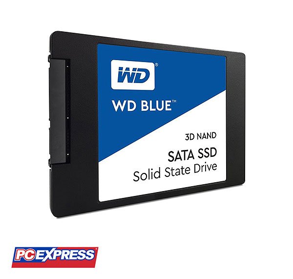 Western Digital Blue 1TB 3D NAND SATA (WDS100T2B0A) Solid State Drive