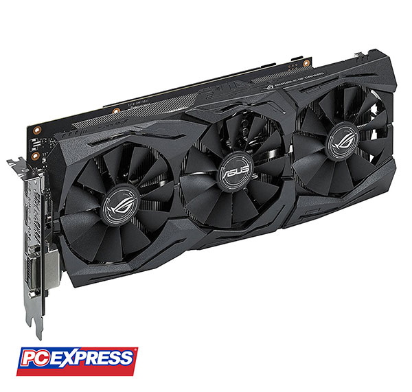 Asus ROG Strix GeForce GTX 1070 OC edition 8GB GDDR5 with