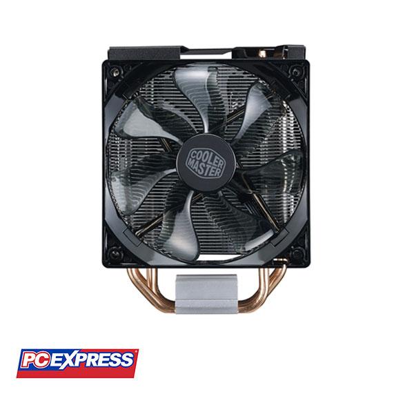 Cooler Master Hyper 212 Turbo RR-212TK-16PR-R1 LED CPU Fan (Black)