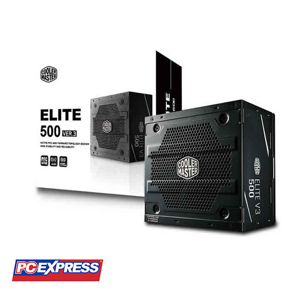 Cooler Master Elite V3 500W Power Supply