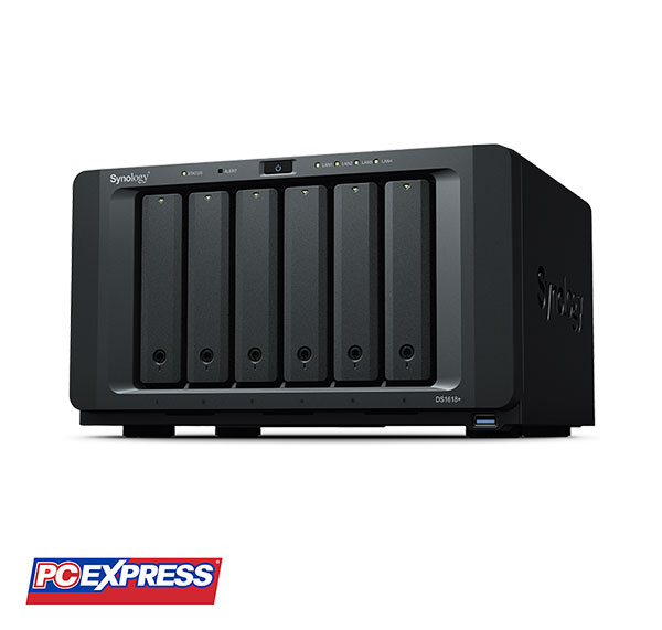 Synology DiskStation DS-1618+ 6-Bay NAS