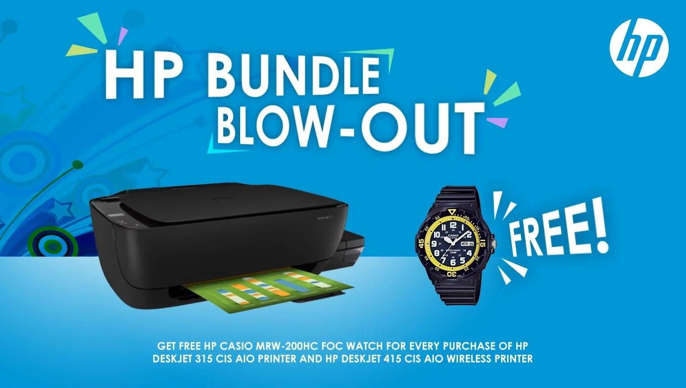 HP Bundle Blow Out | PC Express