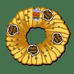 00かぼちゃリングケーキ