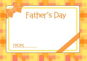 父の日カード3