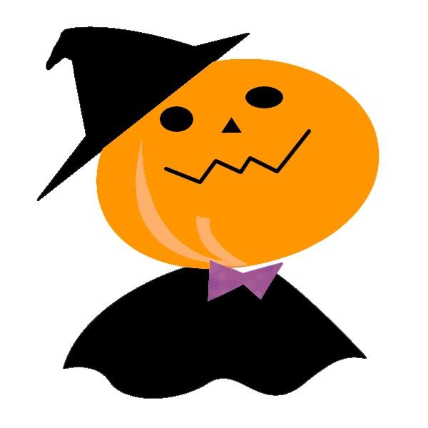 ハロウィンのお化け