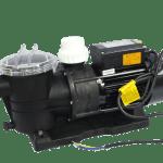 Motobomba Whirlpool 1 HP con Trampa 220V
