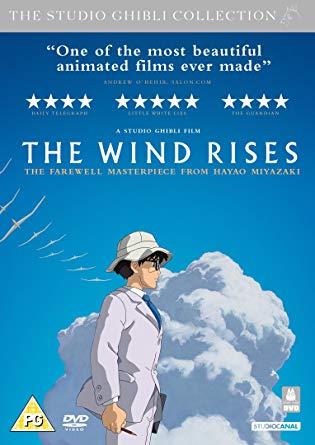 watch the wind rises english dub free