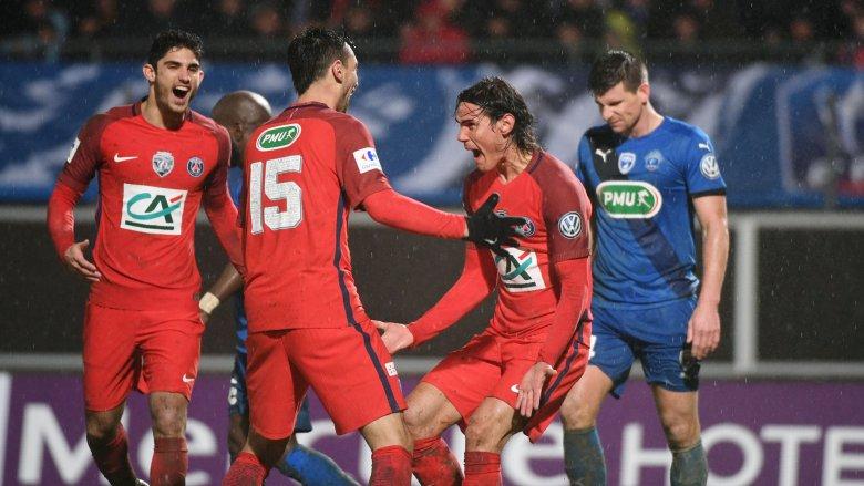 PSG - Chamois Niortais