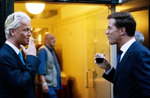 Wilders Rutte