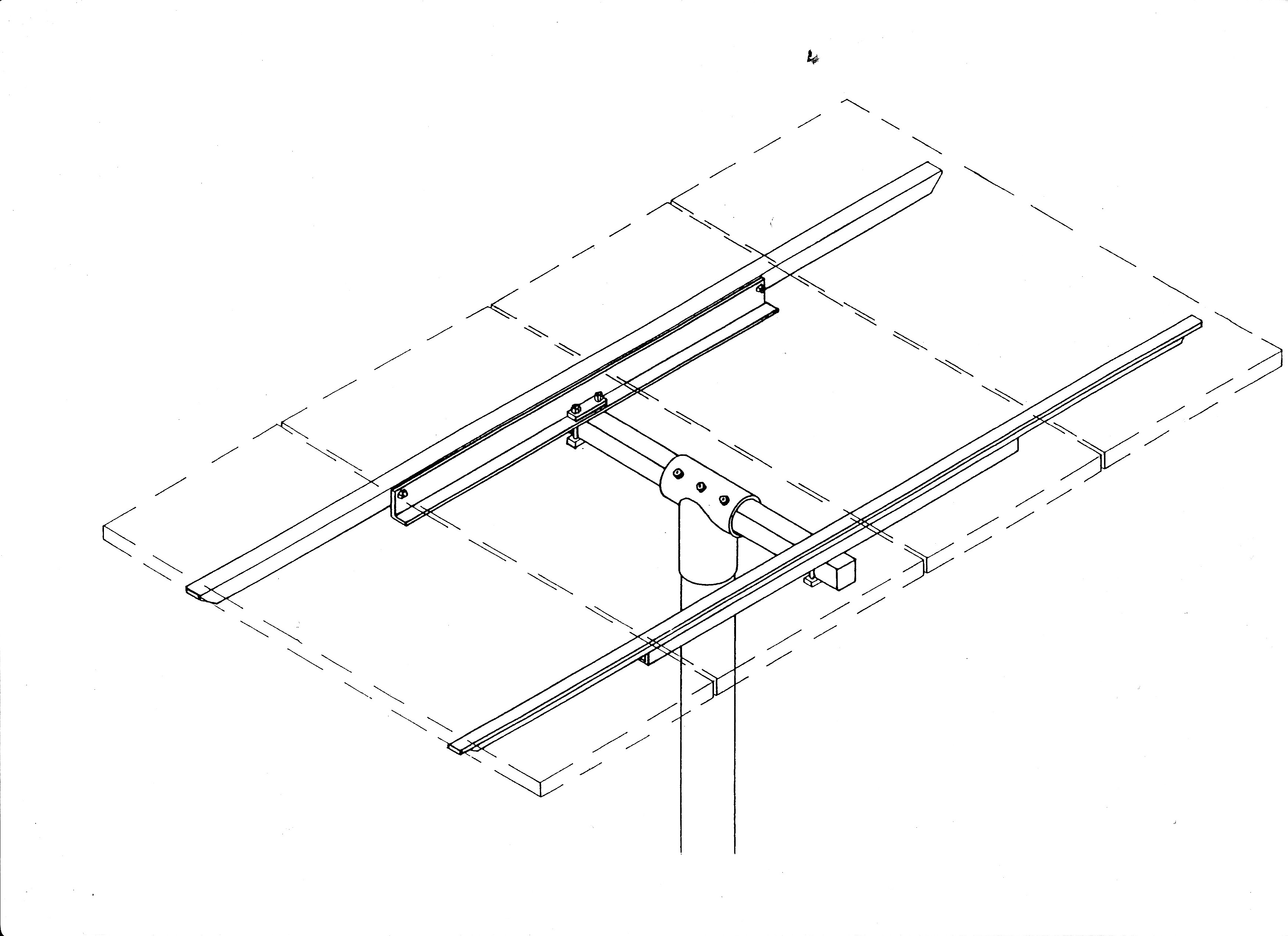 General Specialties Upm 3x Pole Mount For Panel Sizes A