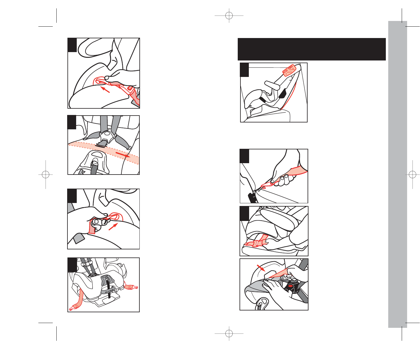 Page 16 Of Edbauer Car Seat 3 In 1 User Guide
