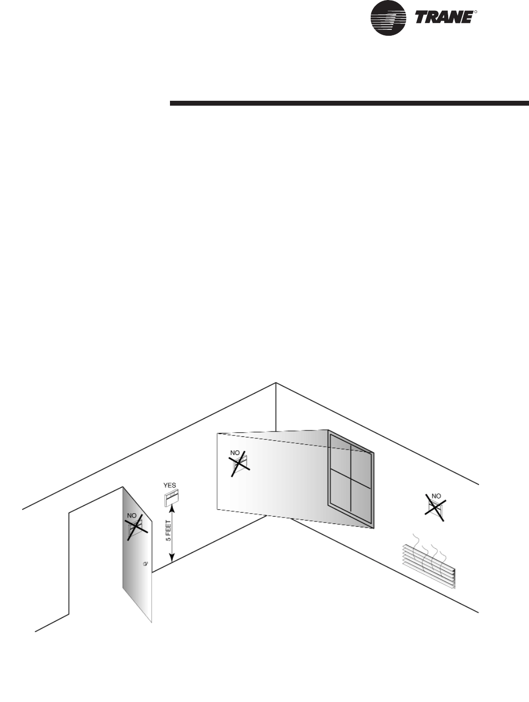 House Thermostat Location