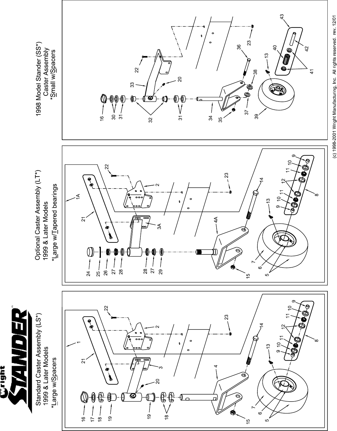 Page 5 Of Wright Manufacturing Lawn Mower 52 User Guide