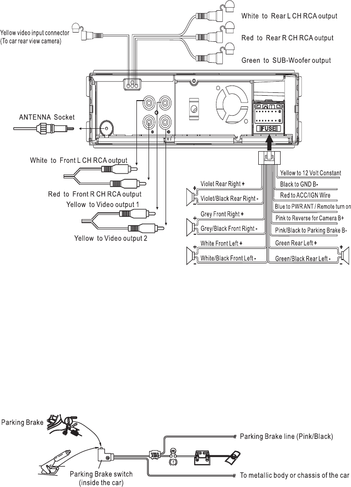 uniden radio wiring   19 wiring diagram images