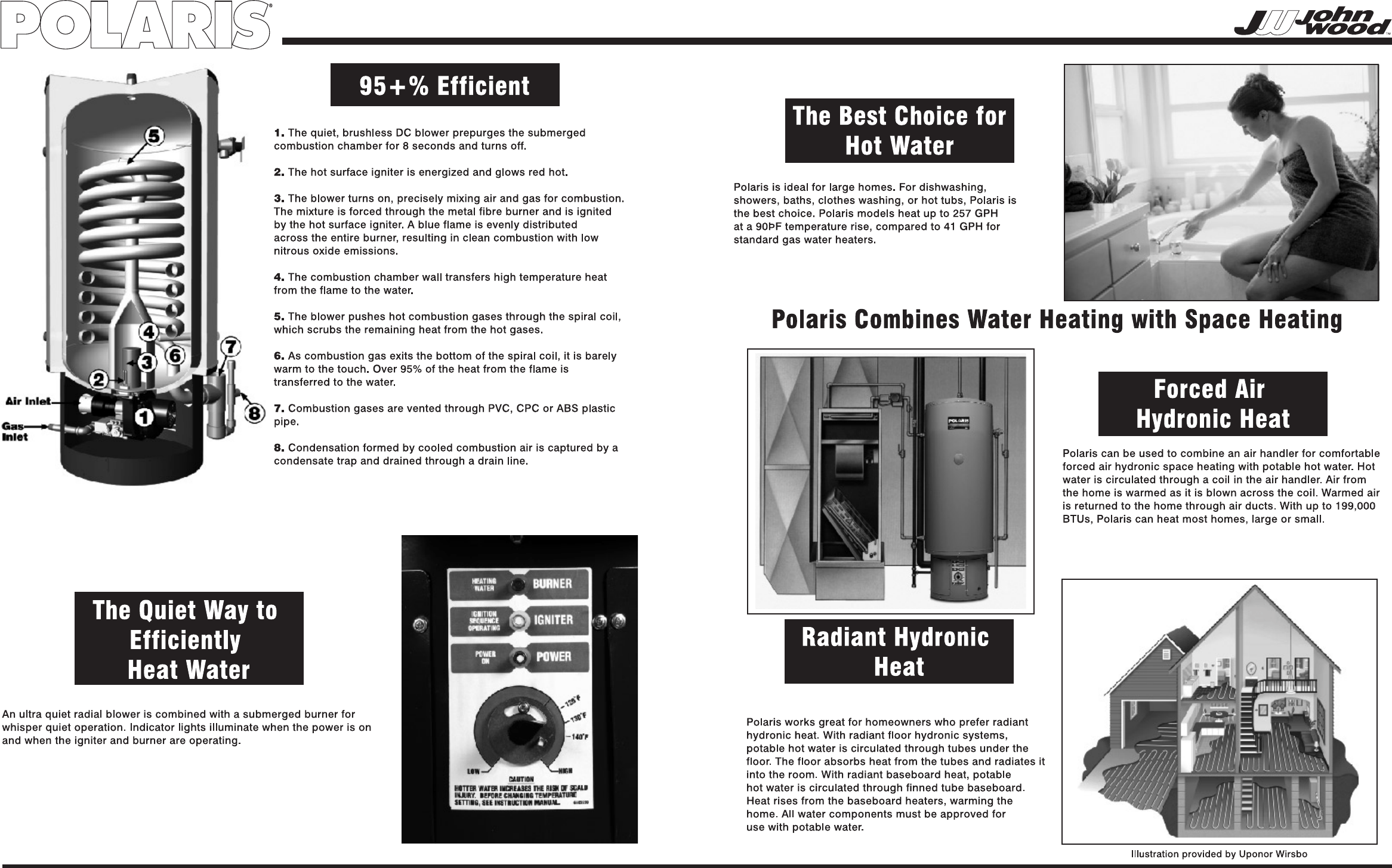 Page 2 Of Polaris Water Heater Pr100 34 2nv User Guide