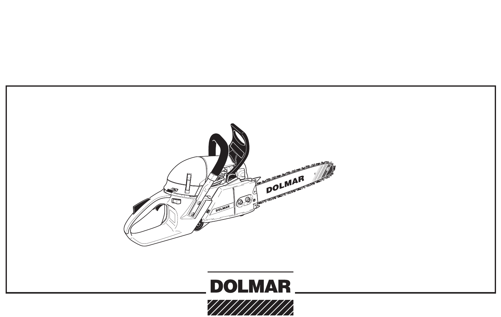 Sachs Dolmar Chainsaw Manual