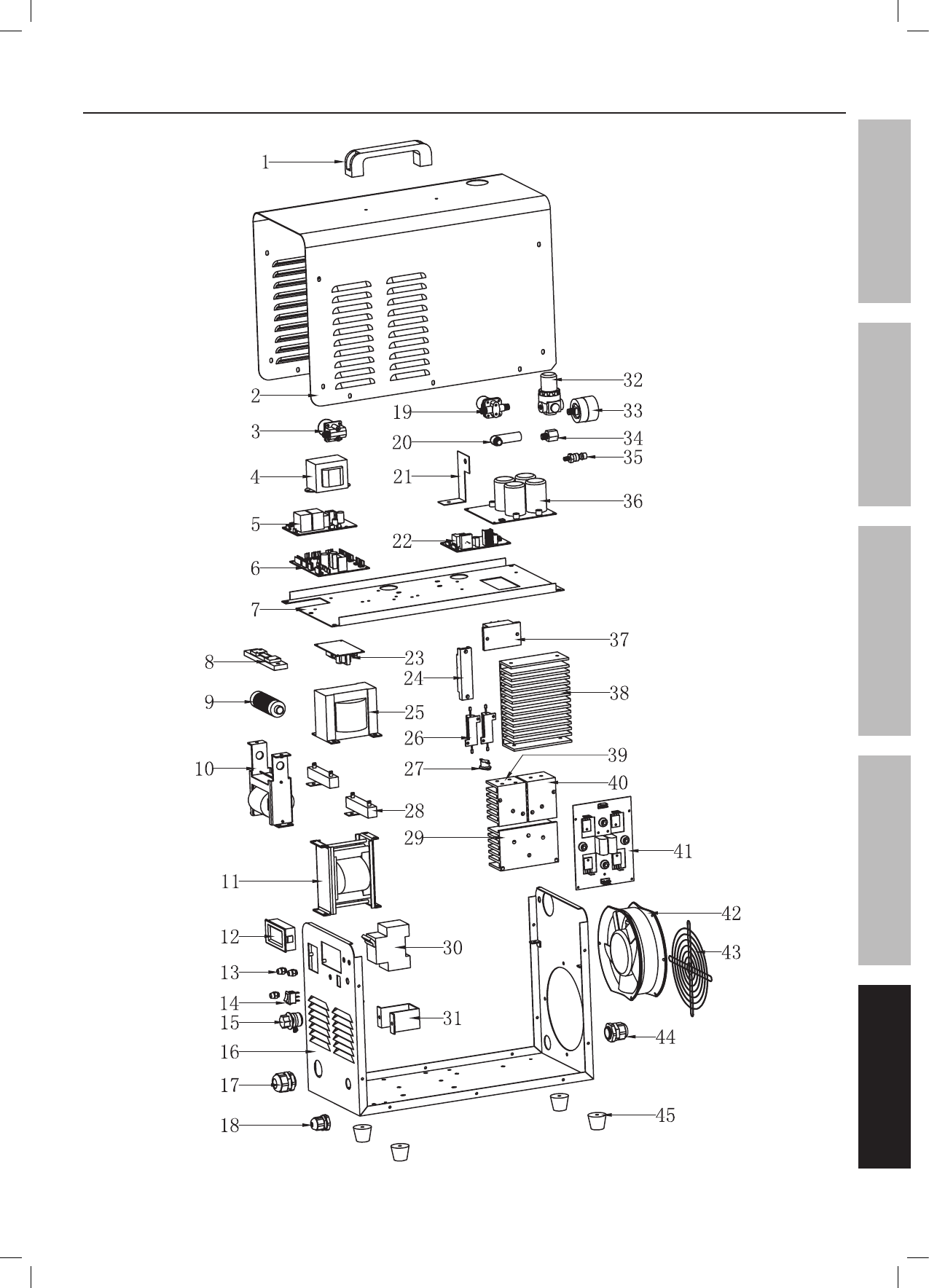 Page 19 Of Chicago Electric Welder User Guide
