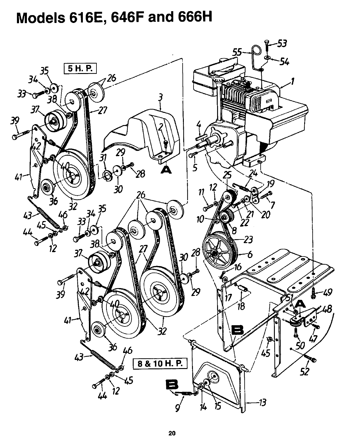 Page 20 Of Mtd Snow Blower 315 616e190 User Guide