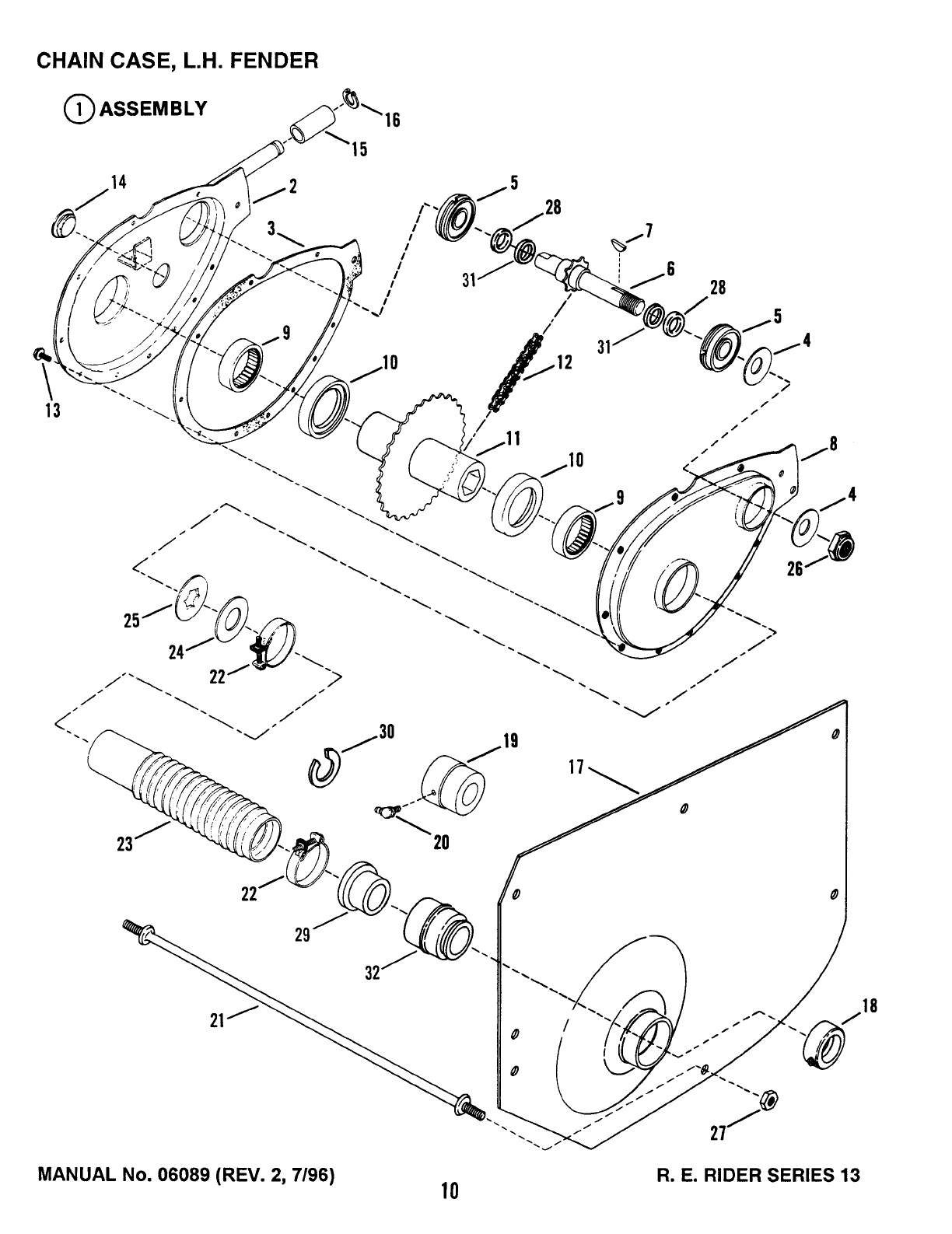 Page 10 Of Snapper Lawn Mower 13 User Guide