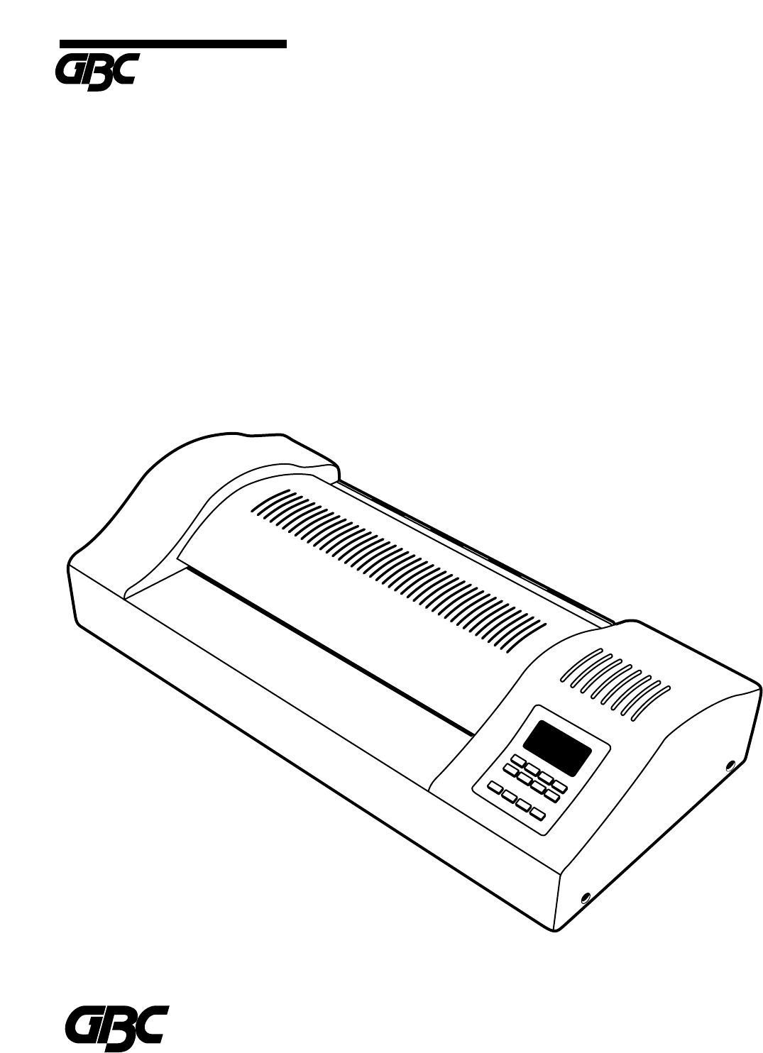 Gbc Binding Machine 13 Pro User Guide
