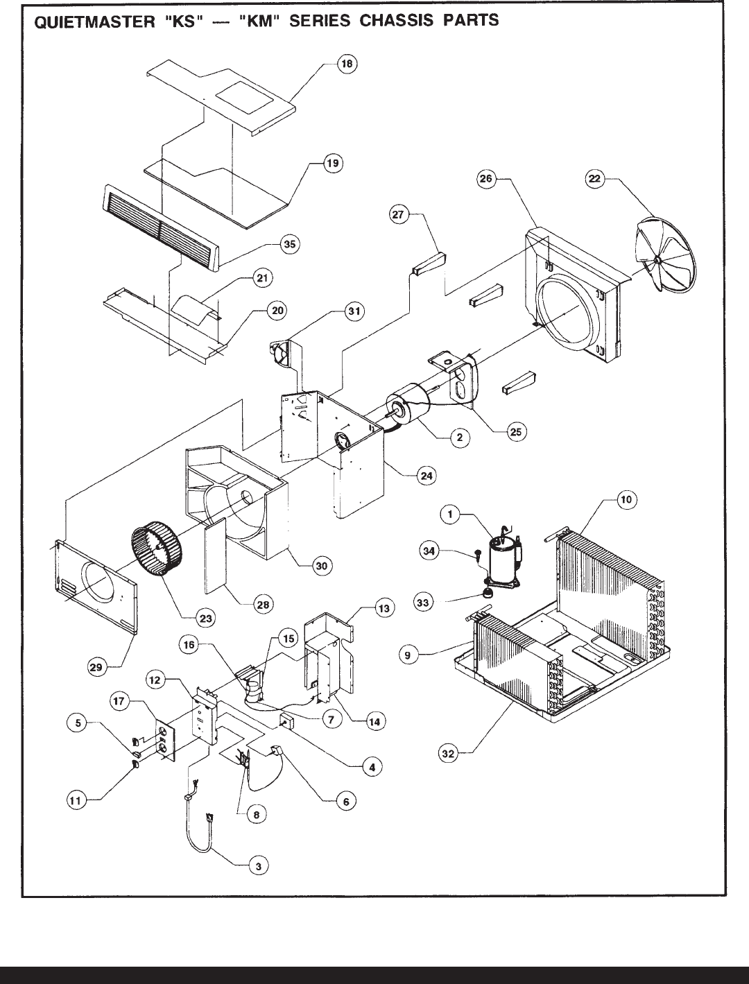 Page 20 Of Friedrich Air Conditioner Km18j30a User Guide